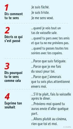 French Language Lessons, French Language Learning, French Lessons, Self Development, Personal Development, French Expressions, Conflict Resolution, Anti Stress, Positive Attitude