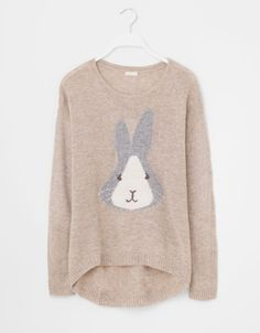 Bunny mad in our house: simply cute: Pull Lapin - Nouveautés - France