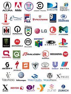 Logo Design 101 The Combination Logo Part 1 Logo Design Logo Quiz Answers Logo Quiz