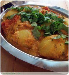 Alu (Potato) Korma