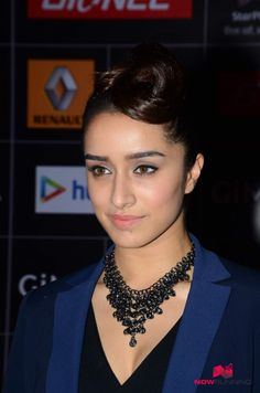 Shraddha, Aditi, Shahid at GIMA AWards