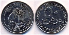 Qatar 50 Dirhem 2003