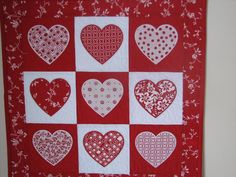 Project Cupid - Heart Wall Hanging