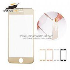 Protector de pantalla de cristal templado cubierta  fibra de carbono para Iphone 6 / I6 plus Tablets, Iphone 6, Cell Phone Accessories, Glass Screen, Carbon Fiber, Screensaver, Crystals