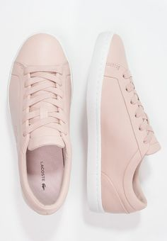 9cfd82575e Lacoste straightset - trainers light pink women shoes low-top rose,Lacoste  boat shoes