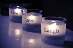 #Live #Love #Laugh <3 Repin it to spread love :)