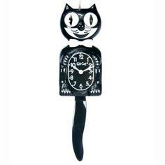 art clock deco ( cat )
