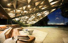 The Sheats Goldstein Residence in Beverly Hills | John Lautner –my dream house!