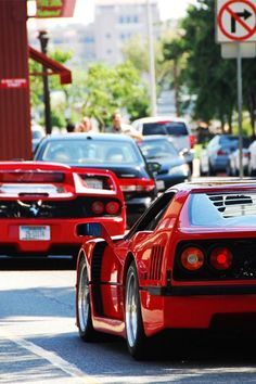 Ferrari F40 & F50