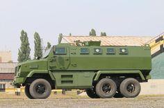 КрАЗ-6322 «Fiona»