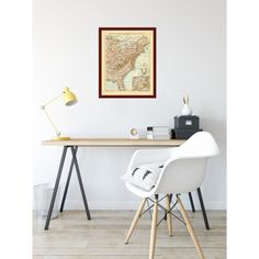 Home office map decor: vintage map of Antarctica for wall art. old map poster of the South Pole for study room wall decor. Map decor for wall art. Handmade paper print from Shipment worldwide. Pub Decor, Hotel Decor, Hallway Wall Decor, Office Wall Decor, Bratislava, Vintage Poster, Wall Maps, Framed Wall, Old Wall