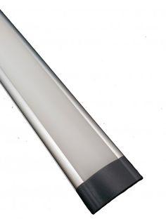 LED Opbouw onderbouw licht bar met melkglas 12v 24v 10 30 volt