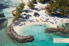 Royal Caribbean Coco Cay #Travel #Cruise #CocoCay
