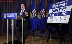 A new day in Alberta politics as United Conservative Party emerges