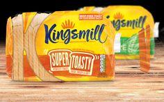 Kingsmill Super Toasty Bread