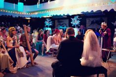 Club Panama, a Magical wedding!