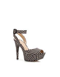 FABRIC SANDAL - Shoes - Woman - ZARA United States