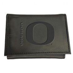 Tri Fold Leather Wallet | whatgiftshouldiget.com