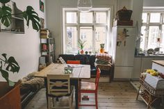 Flora Wiström - Part 7 House Inspo, Home, Dream Apartment, Room Inspiration, Sweet Home, House, Interior Design, House Interior, Room Inspo