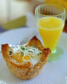 """This recipe for baker's dozen eggs is from Lauren Bank Deen's """"Kitchen Playdates"""" cookbook."""