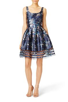 grad dress option...Rent Cityscape Dress by Sachin & Babi for $80 only at Rent the Runway.