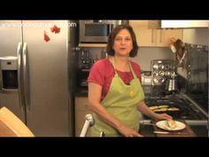 Chayotes rellenos de pollo - YouTube