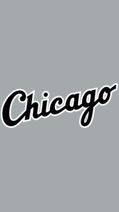 Chicago White Sox 1991 Chicago White Sox, Boston Red Sox, Chicago Bears Pictures, Sports Team Logos, Sports Teams, White Sox Logo, Chicago City, Kansas City, Nfl Los Angeles