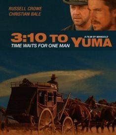 3:10 to Yuma (2007) movie #poster, #tshirt, #mousepad, #movieposters2