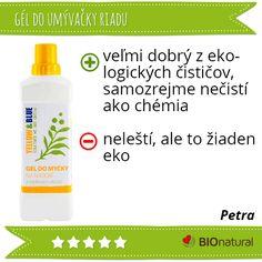 Hodnotenie gélu z mydlových orechov do umývačky riadu http://www.bionatural.sk/p/gel-do-umyvacky-riadu-z-mydlovych-orechov?utm_campaign=hodnotenie&utm_medium=pin&utm_source=pinterest&utm_content=&utm_term=gel_umyvacka