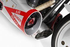 Concept-Bike B-Rocket – Bell & Ross et Harley Davidson nous font revivre les années 60 - via www.nissan-couriant.fr