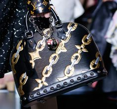 At Louis Vuitton, Nicolas Ghesquiere's Handbag Excellence Continues Apace for Spring 2016