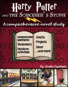 Teaching Harry Potter is truly a *magical* learning journey that I hope you and…