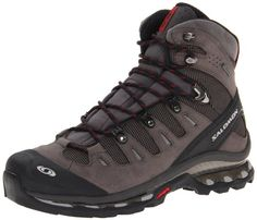 Salomon Men's Quest 4D GTX Hiking Boot,Autobahn/Black/Flea,10.5 M US - http://authenticboots.com/salomon-mens-quest-4d-gtx-hiking-bootautobahnblackflea10-5-m-us/