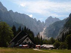 Tamar Valley, Triglav National Park, Slovenia
