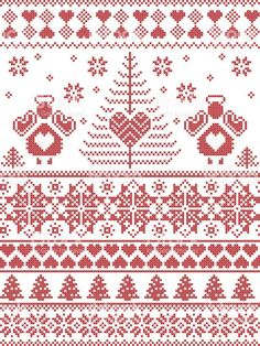 Thrilling Designing Your Own Cross Stitch Embroidery Patterns Ideas. Exhilarating Designing Your Own Cross Stitch Embroidery Patterns Ideas. Cross Stitch Tree, Cross Stitch Fabric, Cross Stitching, Cross Stitch Embroidery, Cross Stitch Patterns, Nordic Christmas, Christmas Cross, Embroidery Thread, Embroidery Patterns
