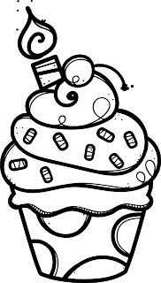 Cupcake Coloring Pages, Spring Coloring Pages, Cute Coloring Pages, Disney Coloring Pages, Coloring Sheets, Adult Coloring, Baby Art Crafts, Vinyl Crafts, Preschool Crafts