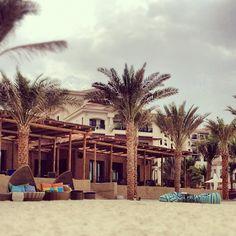 Join us on the Saadiyat beach at The St. Regis Saadiyat Island Resort, Abu Dhabi! @ingridkarnik already has. What are you waiting for?
