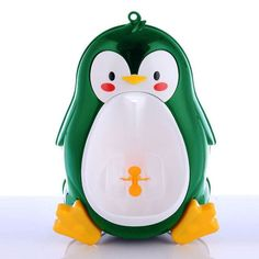 Lovely Cartoon Penguin Boys Potty Training Toilet