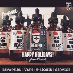 Принимаем поздравления из Лос-Анджелеса и начинаем запасаться новогодними подарками! Культовая жидкость Beard Vape Co на Bevape.ru ---#bevape #vapemoscow #vaperussia  #жижа #вейпингвмоскве #вкусныйпар #электроннаясигарета #вейп #жидкостьдлясигарет #жидкостьдляэлектронныхсигарет#вайп #парение #пар #дрипка #вейпроссия #электронныесигареты  #многопара #вейпинг #переходинапар #вейпер #бросайкурить #beardvapeco