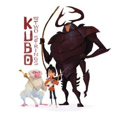 Really loved Kubo and the Two Strings! Absolutely beautiful film! Character Inspiration, Character Art, Character Design, Character Concept, Site Manga, Laika Studios, Kubo And The Two Strings, Samurai, Animation Movies