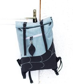 3ddc55a8b6 A sturdy and practical backpack rucksack for every laptop users and  cyclist. The bag