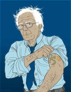 #BernieSanders