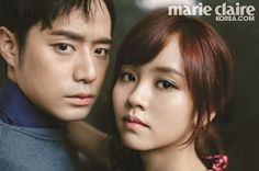 Chun Jung Myung and Kim So Hyun Look Like a Real Couple Despite Age Difference in Pictorial for Marie Claire