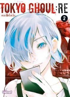 Découvrez Tokyo Ghoul:re, tome 2, de Sui Ishida sur Booknode, la communauté du livre