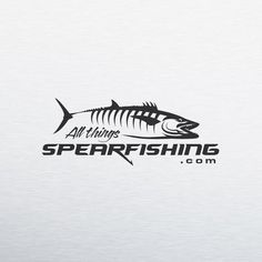 Logo to capture the essence of spearfishing for brand of diving equipment by designer-98