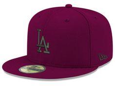 Los Angeles Dodgers New Era MLB Reverse C-Dub 59FIFTY Cap 8469b96bf8d