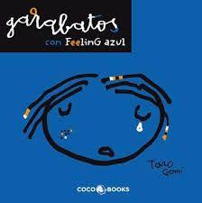 garabatos con feeling azul_Taro Gomi