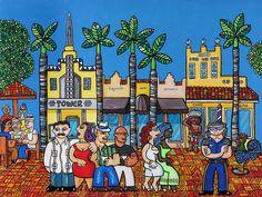 Fine Art Reproduction  Tony Mendoza Art