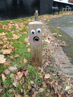 The London Eyebomber: Stumped!
