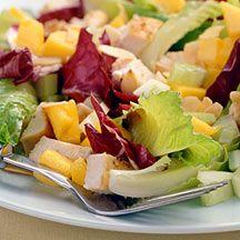 Weight Watchers Mango Chicken Salad